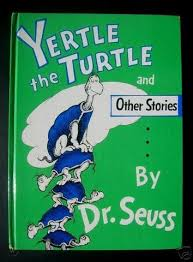 DR. SEUSS SIGNED YERTLE THE TURTLE BOOK AUTOGRAPHED | #19939434