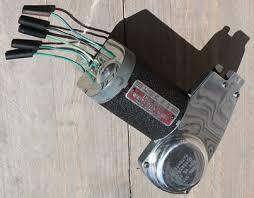 the lucas 2 speed dr1 wiper motor jaguar xk 140 fhc part complete dr1 wiper motor unit for xk 140