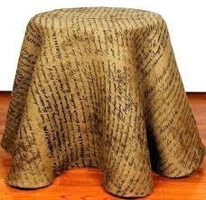 60 inch round tablecloths inch round tablecloths what size tablecloth for inch round table indentured burlap