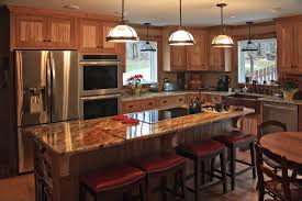 Copper Top Kitchen Table Custom Kitchen Cabinetry Woodmansee Woodwrights Custom Cabinetry