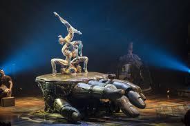 Cirque du Soleil present steampunk oddity in Kurios