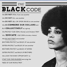 The Black Code. Where in history did we derail... via Relatably.com