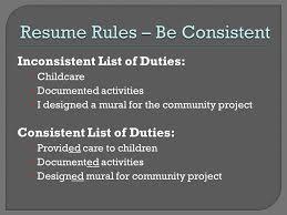 Resume Writing Anchorage School District Presentation School Year
