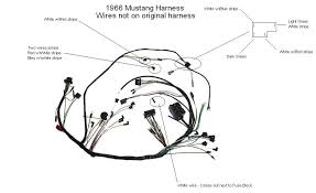 1966 mustang wire harness wiring diagram libraries 1966 under dash wiring help ford mustang forumclick image for larger version extra wires jpg