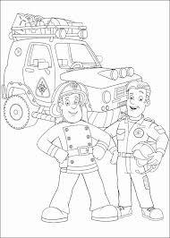 Kleurplaat Brandweer Fris Brandweerman Sam Kleurplaten Voor Kinderen