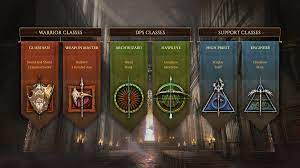 Ashes of Creation Apocalypse classes ...
