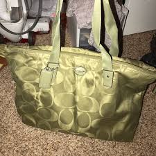 Coach Tote Large