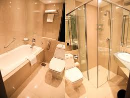 not a lot of hotels have bathtubs especially for the deluxe rooms but m hotel have it