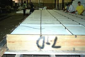 precast concrete wall panels details what is the foaming agent used in foamed sip building kits