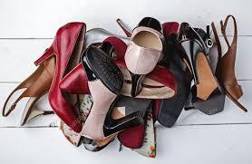 Resultado de imagen para muchos zapatos