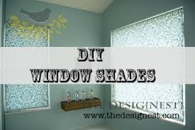 fabric window shades diy. Perfect Shades DIY Roller Shades  How To Make Your Own Fabric Roller Shades And Fabric Window Diy H