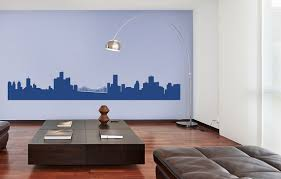 creating a signature wall paint design