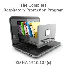 Complete Osha Written Respiratory Protection Program With Training Qualitative Fit Test