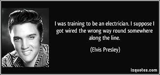 Electrician Quotes Amazing Electrician Quotes Classy I Was Training To Be An Electriciani