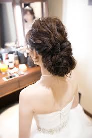 花嫁の髪型ブライダルヘアアレンジ基本の全10種類 Marryマリー