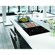 Bếp từ đơn âm cảm ứng Domino Kaff KF-330I - Bếp điện kết hợp