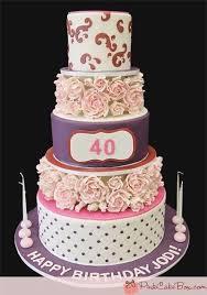 40th Birthday Cake Ideas For Husband Amazingbirthdaycakecf
