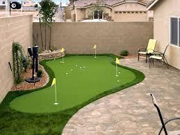 diy backyard putting green putting greens in las vegas nv synthetic putting greens