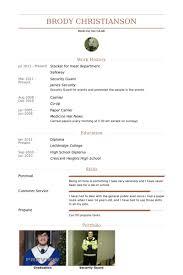Stocker Resume Samples - Visualcv Resume Samples Database