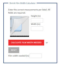 Film Gauge Chart Shrink Film 101 Detailed Packaging Shrink Film Info