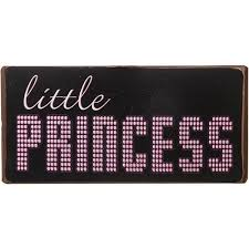 little princess bedroom wall decor