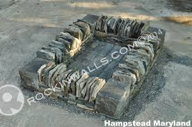 Stacked Stone Fire Pit rockin walls dry stone projects 1895 by xevi.us
