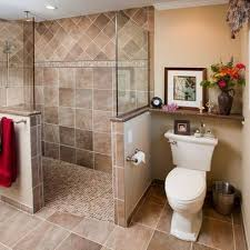 Bathrooms With Walk In Showers Remodelling