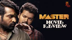 Master Tamil Movie Review