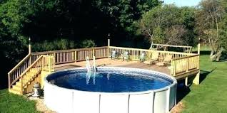 Stunning hardwood swimming pool decks ideas Backyard Pool Building Pool Deck Above Ground Pool Decks Plans Free Building Deck Around Out Of Pallets Building Pool Deck Building Pool Deck Building Wood Pool Deck Over Concrete Uniquely