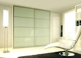 mirror panel door bedroom frosted glass sliding wardrobe doors lovely closet mirror glass sliding wardrobe doors