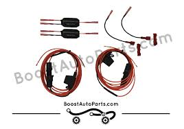 2004 Silverado Fog Light Wiring Harness Dual Function Tow Mirror Wiring Harness Running Light