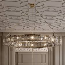 home design stylish contemporary designer round crystal chandelier juliettes interiors with regard to stylish round