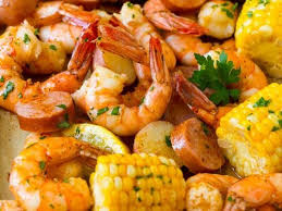 shrimp boil recipe dinner at the zoo
