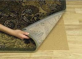 non stick rug pad if you have rugs creeping over carpets please here rug pad non stick rug pad