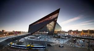 architecture. U.S. Bank Stadium 2018 Super Bowl Architecture