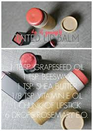 learn how to upcycle lipsticks that are too dark by adding them into your homemade lip balms it s super simple and gives you a more subtle lip color