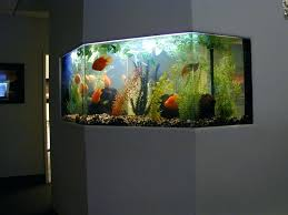fish tank stand design ideas office aquarium. Excellent Modern Home Office Aquarium Decoration Ideas With Leather Sofa Armchair And Wooden Cabinet Space Fish Tank Stand Design