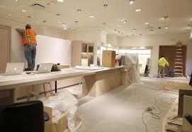 neiman marcus bedroom bath. A Section Of The Rent Runway Showroom Which Is Under Construction In Dowtown Neiman Marcus Bedroom Bath