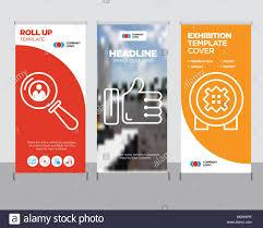 Bank Graphic Design Bank Safe Modern Business Roll Up Banner Design Template
