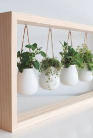 Adorable ceramic plant stand ideas for garden Succulent Indoor Hanging Herb Garden House Beautiful 12 Indoor Herb Garden Ideas Kitchen Herb Planters We Love