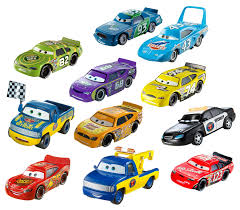 disney cars toys collection. Interesting Disney Amazoncom DisneyPixar Cars Diecast Car Collection 11PackDiscontinued  By Manufacturer Toys U0026 Games In Disney Collection O