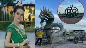 คอหวยส่อง เลขเด็ดแม่น้ำหนึ่ง 1 7 64 หลังโพสต์รูปปั้นพญานาค   Thaiger ข่าวไทย