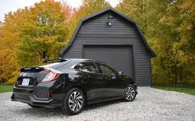 Honda Civic Wheel Size Chart 2017 Honda Civic Hatchback Declaring All Out Supremacy