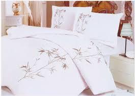 bedroom set bamboo white