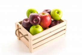 green and red apples. green and red apples free photo
