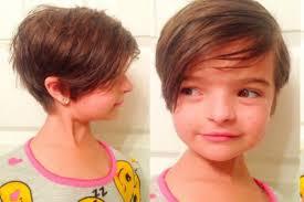 قصات شعر اطفال قصيره جدا