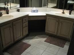 bathroom corner vanity cabinets for inspiration ideas corner vanity and double sinks bath
