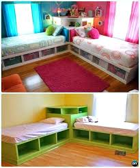 kids twin bed.  Twin Kid Twin Size Bed Kids Storage Bunk Beds For Sale  Free Plans Corner Girl Frames Intended