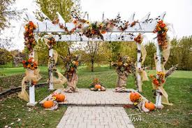 flowers for a fall wedding. fall wedding with pumpkins and flowers for a
