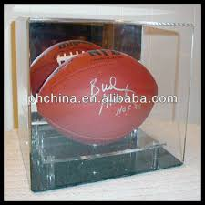Rugby Ball Display Stand Simple Modern Paramount Professional Clear Rugby Ball Holderrugby Ball